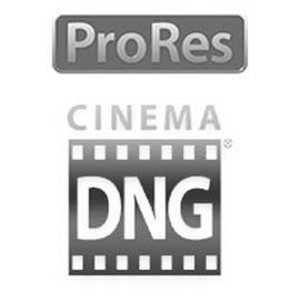 Licencia ProRes y Cinema DNG disponible para activar con Inspire 2