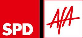 Logo SPD AfA Arbeistgemeinschaft Arbeitnehmerfragen NRW Bund