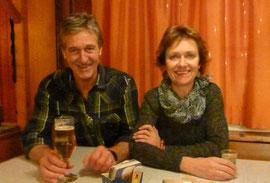 Wirtepaar - Alice & Toni Abegglen