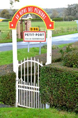 Petit-Port (Saigneville) près du canal de la Somme
