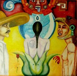 Despertar a la Mexicana 120 X130 2011 DF