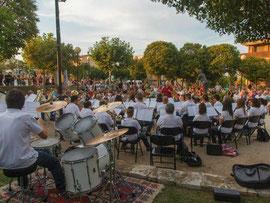 Bande de música El Burgo de Ebro