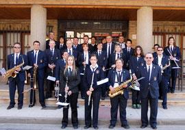 Banda de música El Burgo de Ebro