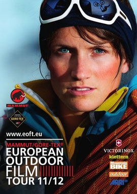 Homepage der European Outdoor Filmtour