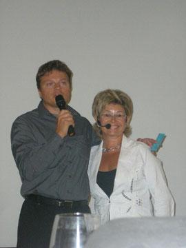 mit Top Networkerin und Bestseller Autorin Gabi Steiner
