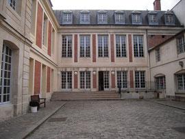 2年間学んだヴェルサイユ音楽院