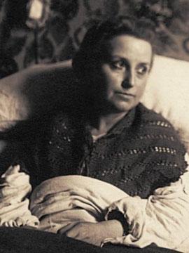 Vidente y escritora María Valtorta