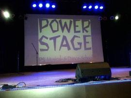 Musical&Dance School Powerstage