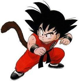 Vamos, ¿todavía te crees que Goku venía de otro planeta? Vuélvelo a pensar