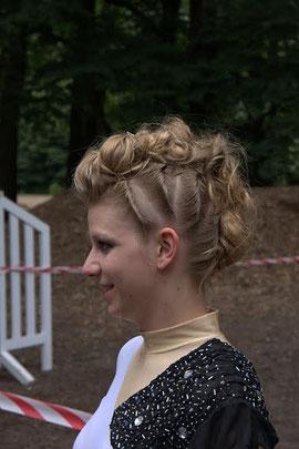 Unsere Frisur. :D
