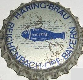 Häring-Bräu mit Hering aus den 70ern.
