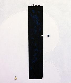 Alchemist 3   F10   455mm×530mm   Acrylic 2011