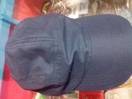 Gorra azul marino microfibra