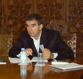 Rafael Bonete, Profesor de Economía Aplicada de la USAL