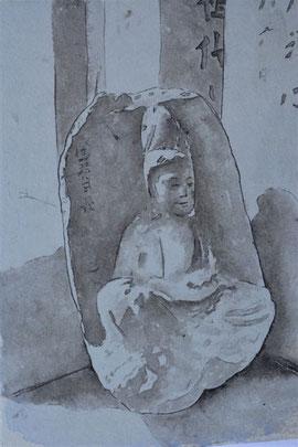不動院の地蔵菩薩