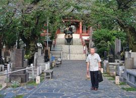 浄心寺にて