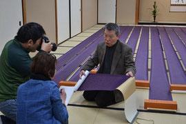 東京新聞したまち支局記者の取材