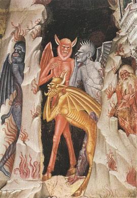 ...y descendió a los infiernos...