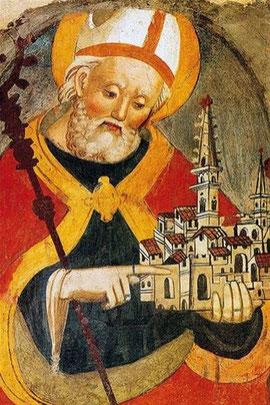 San Benito de Nursia, Padre de Europa.
