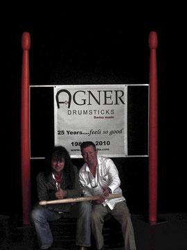 Firmenchef Paul Agner