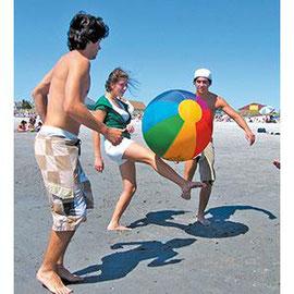 Ballon géant gonflable de Kin-ball Ultra pour tous les enfants