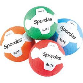 Ballon de handball Spordas pour les jeux sportifs d'enfants au meilleur prix!