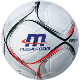 Ballon de football d'initiation, idéal pour les jeux sportifs avec les enfants.