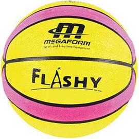 Ballons de basket-ball pour enfants fluo coloré pas cher.