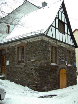 Alte Schmiede (Erwerb und umfassende Renovierung 1998)