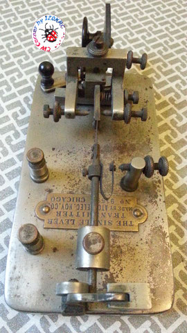 AtoZ, model Single Lever Transmitter.