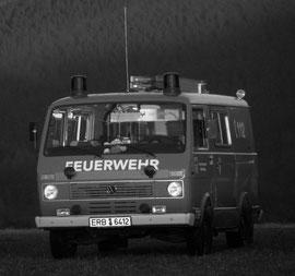 TSF auf VW LT31
