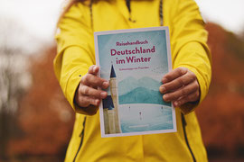 Buch Deutschland im Winter