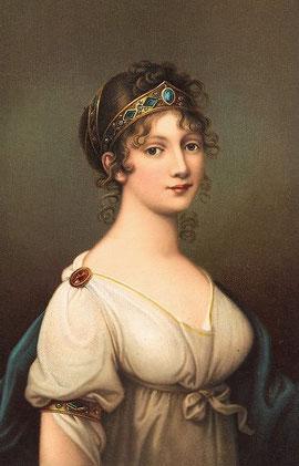プロイセン王妃ルイーゼ、ヨーゼフ・グラッシ作(1802年)