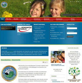 Startseite: www.naturstrolche.de