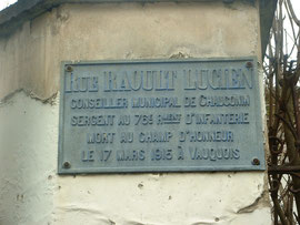 Rue Raoult Lucien
