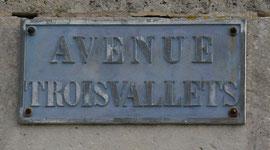 Avenue Troisvallets