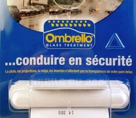 Ombrello Verpackung Französisch