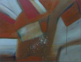 Acryl auf Leinen, 70 x 50 cm, 2009