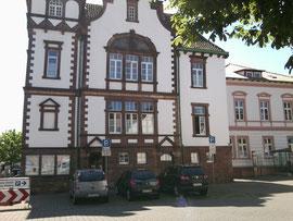 Rathaus von Blomberg