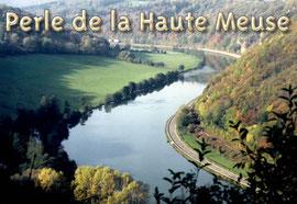 La Meuse - die Maas zwischen Dinant und Hastière