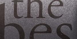 Matt- und Glanz lackierungen, Siegellacke