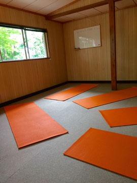 なごみのヨーガ教室の画像