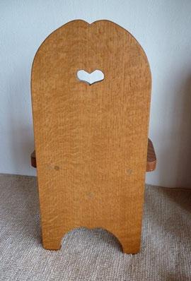 トランプ椅子