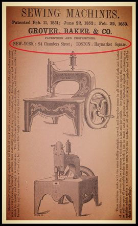 1853 Advertisement