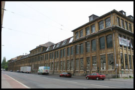 Former machine factory Christian Mansfeld