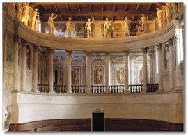 Teatro all'Antica a Sabbioneta (1588-1590)