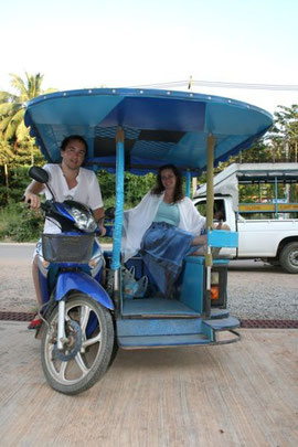 My Limousine- Thai style ;)