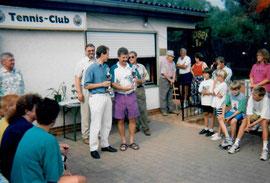 Vereinsmeisterschaften 1995