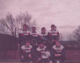Aufstieg Herren 1986