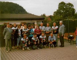 Vereinsmeisterschaften 1987